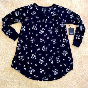 ♦️NWT Simply Vera Vera Wang Floral Nightie